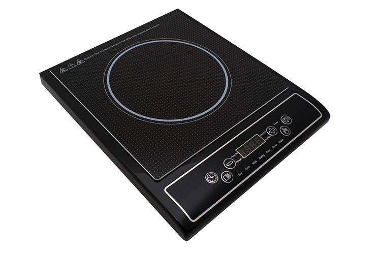 cook top plaque de cuisson induction cuire r tir ou griller rapidement et facilement. Black Bedroom Furniture Sets. Home Design Ideas