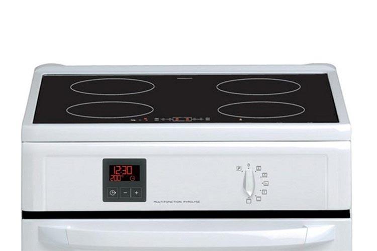 Brandt KIP 710 W cuisinière à induction