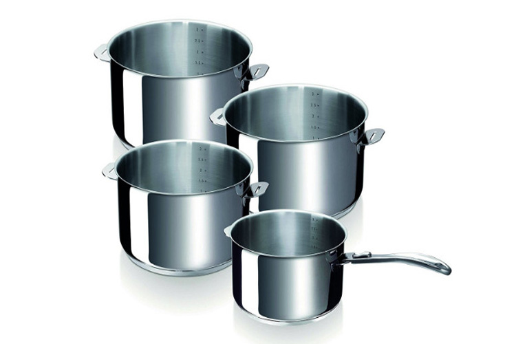 Bekaline 12326984 Evolution casseroles à induction