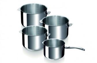 Bekaline 12326984 Evolution : quels sont les véritables avantages de ce lot de casseroles?