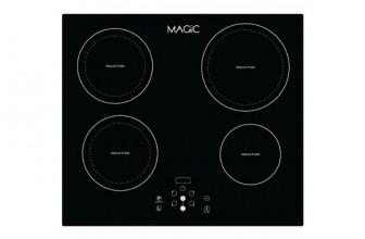 Magiic Touch, une table induction 4 Foyers – design et prix doux