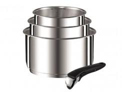 Le Tefal L9259502 Ingenio Inox est-il composé de casseroles de bonne qualité?