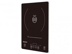 Triomph ETF1525 Plaque à induction Posable avec 1 Foyer Noir : la plaque solo qui remplit sa mission.