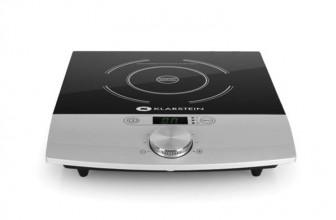 Klarstein VariCook Single – Plaque de cuisson à induction : Parfaite en plaque d'appoint comme pour un usage quotidien